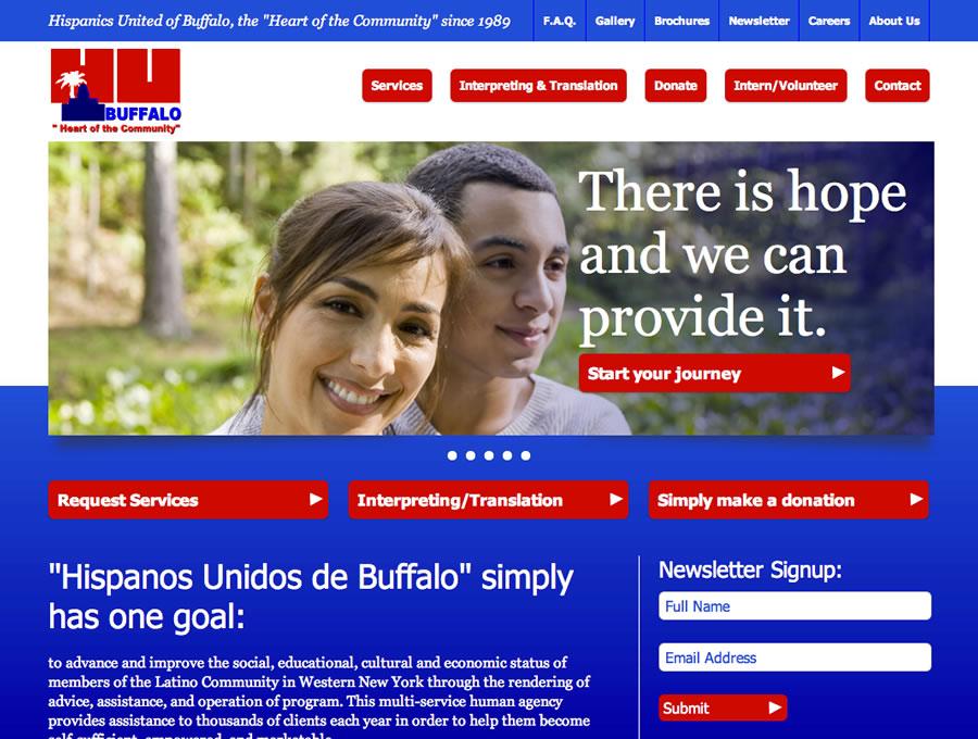 Hispanic United Of Buffalo, Inc.